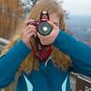 Rebecca new Nikon Pilot Mountain, NC.
