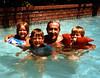 Dad & Roe kids