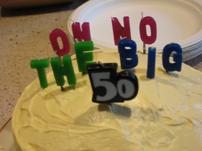 Dad's 50th Birthday