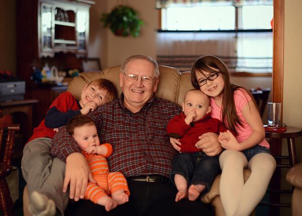 Dad's 69th birthday