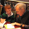 Dad and Cole, Dad's 80th Birthday