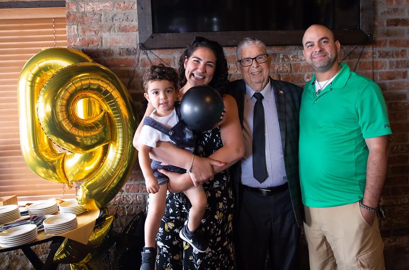 Rene's bonus son and his family