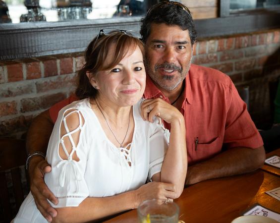 Joe and his girl
