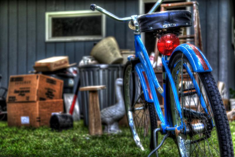 Mom s bike