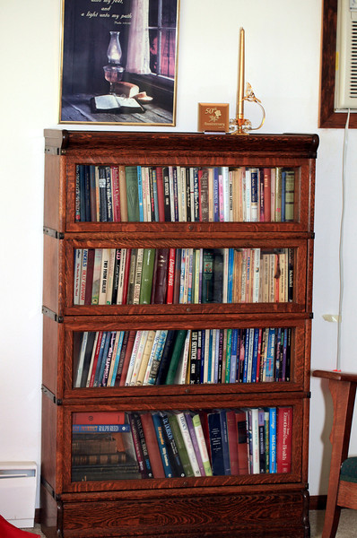 grandpa s book case
