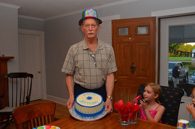 Dad's Birthday Extravaganza
