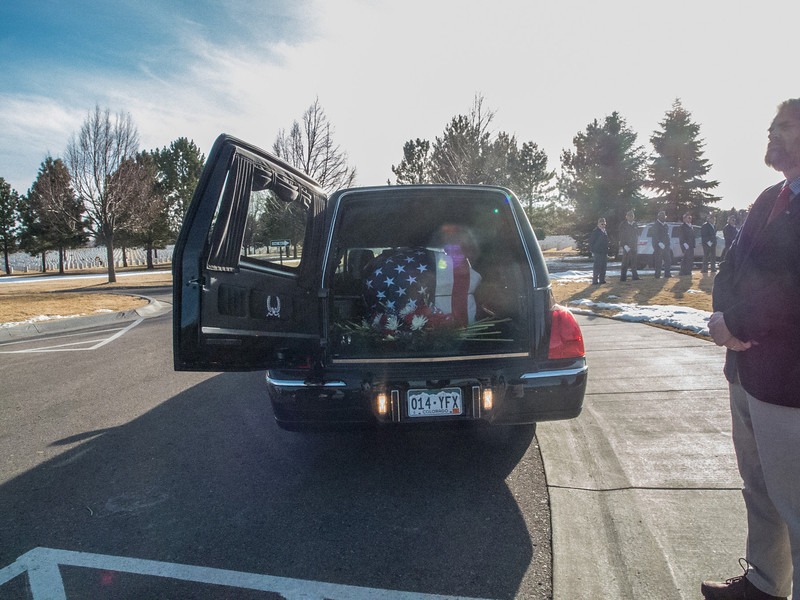 Dad's Funeral