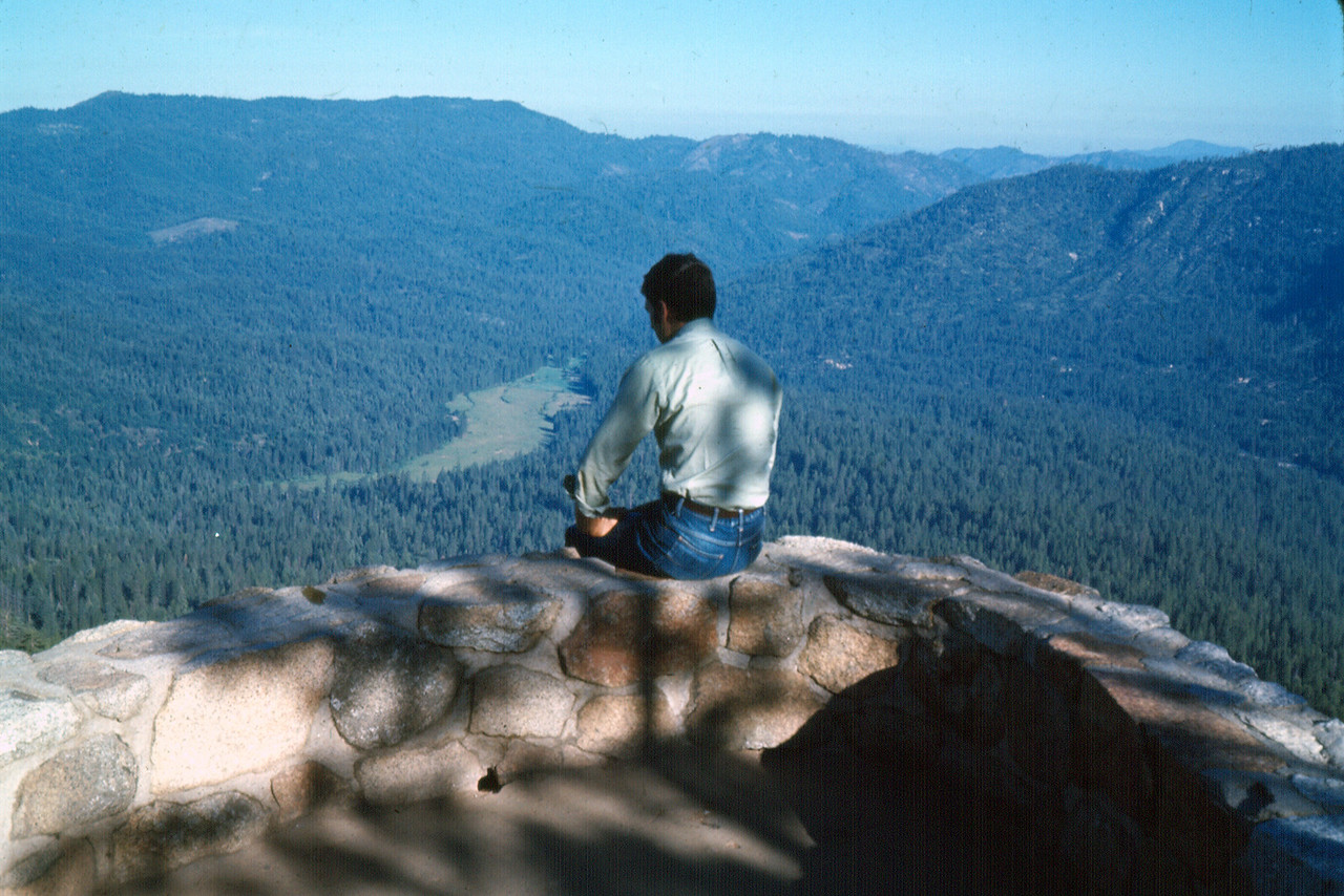 California Sierra, July 1968
