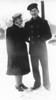 On Leave in Rock Island with Grandma Sarah, Jan. 1945