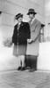 Seymour and Grandma Sarah visiting LA - April 1945