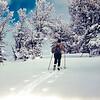 1946 Yellowstone ski patrol