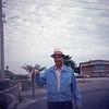 Robert Louis Dungan, 126 slides <br /> Flordia Trip 1979<br /> Robert Louis Dungan in photo