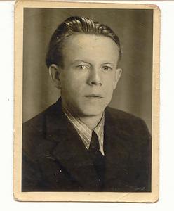 Eliasz Macygin May 1949