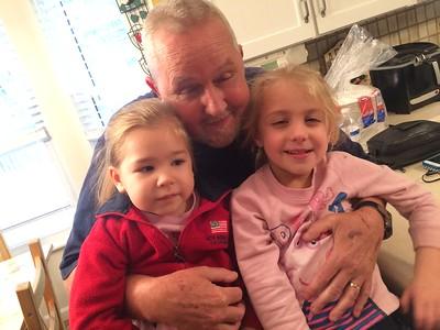 Dads Visits 2016
