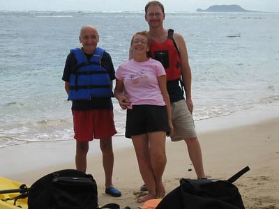 Still pre Kayaking