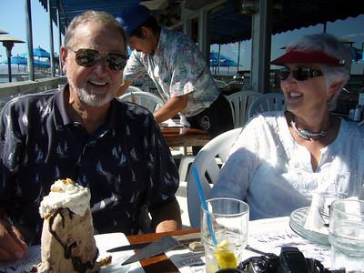 Dad's Birthday & Dana Point Whalewatching, August 2012