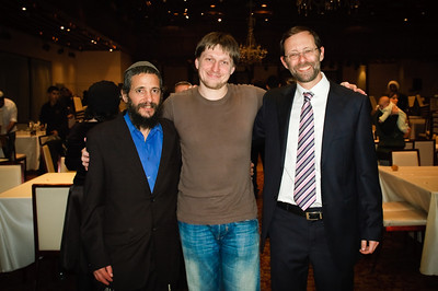 Michael Fuah, David Rabkin, Moshe Feiglin