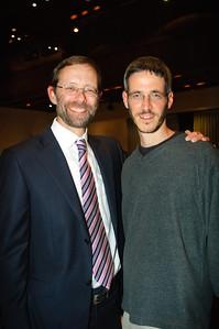 Moshe Feiglin and Zeev Cohen