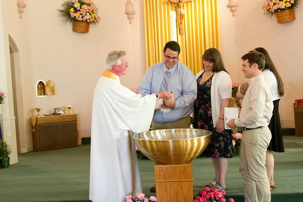 Christening 5/2014