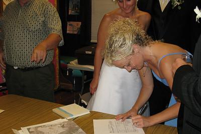 Dale & Kari's Signing