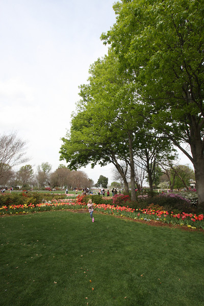 Dallas Arboretum March '09