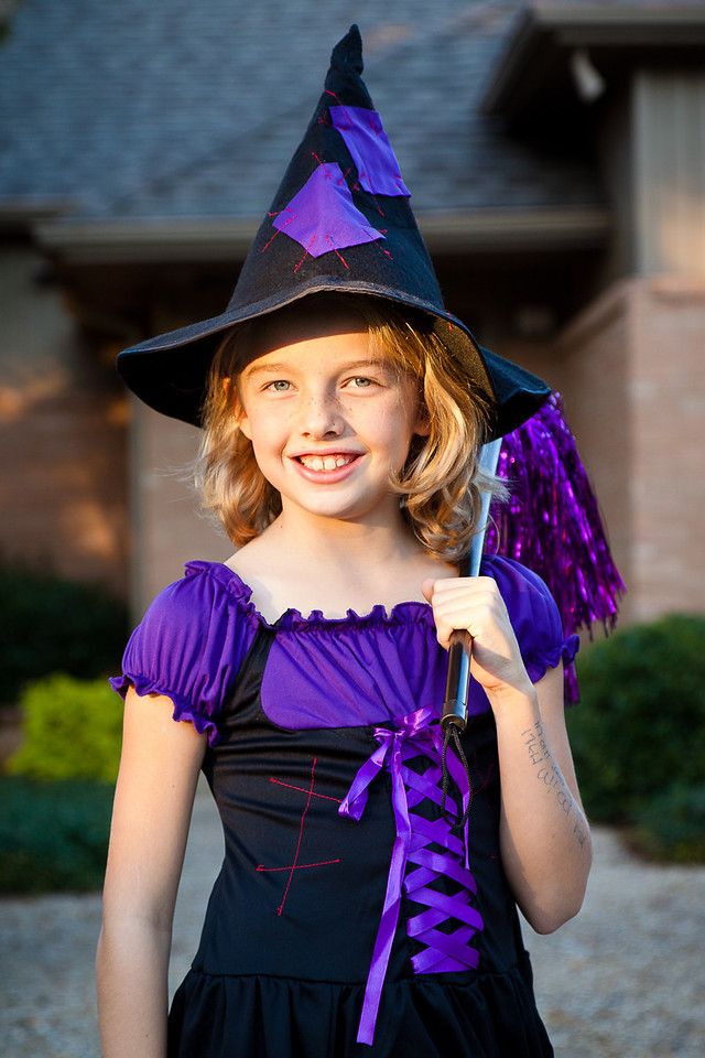 Have Broom, Need Candy