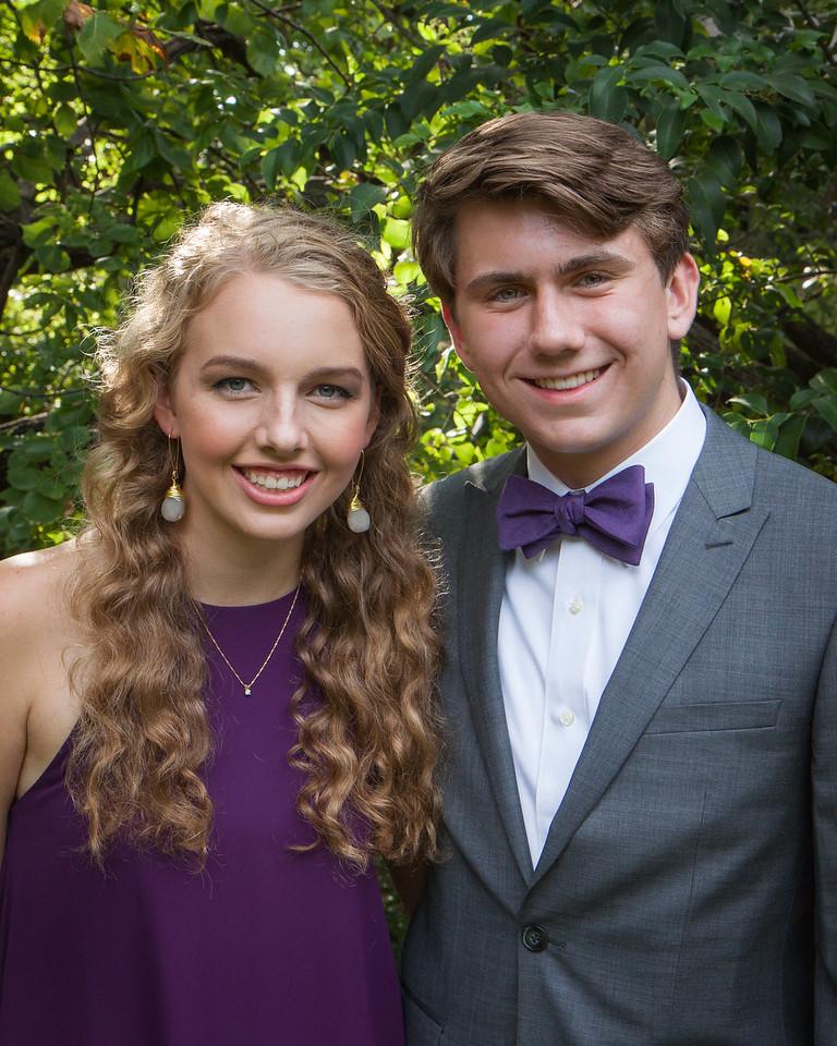 Caroline and Parker
