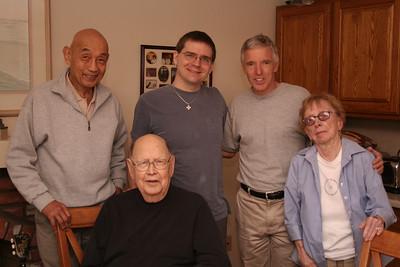 Dan, Grandma, & the Friars