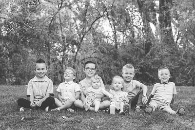 Dan Thomas Family 2020-10