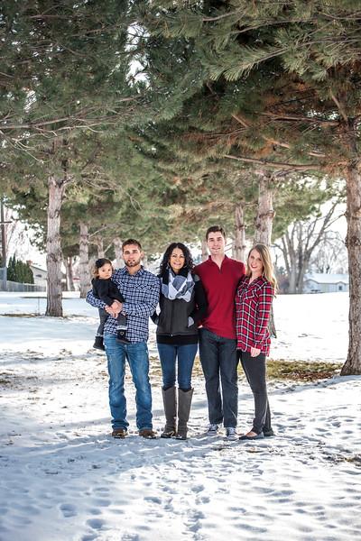Dana + Family