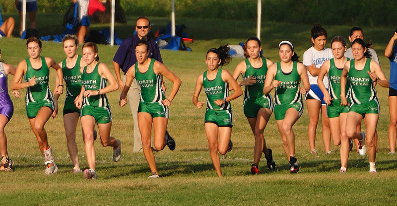 2007 UNT Cross Country