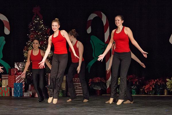 Dance Recital - Christmas - 2015