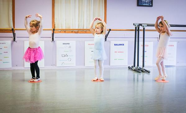 Dance class watching week, Jan. 2014
