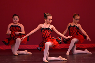Dance Recital - 2013