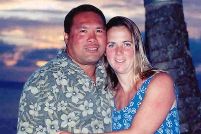 Dwaine &  Meredith Jugoz Honokawai, Maui, Hawaii