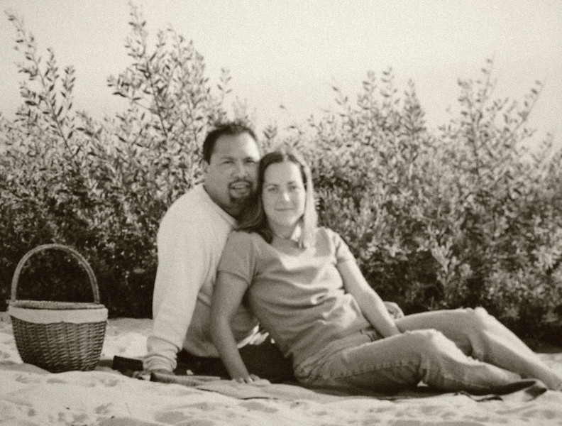 Dwaine &  Meredith Jugoz Carmel Beach, California