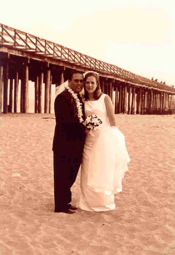 Dwaine &  Meredith Jugoz Sea Cliff Beach, Aptos, California
