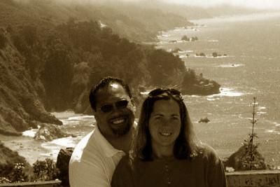 Dwaine &  Meredith Jugoz Big Sur, California