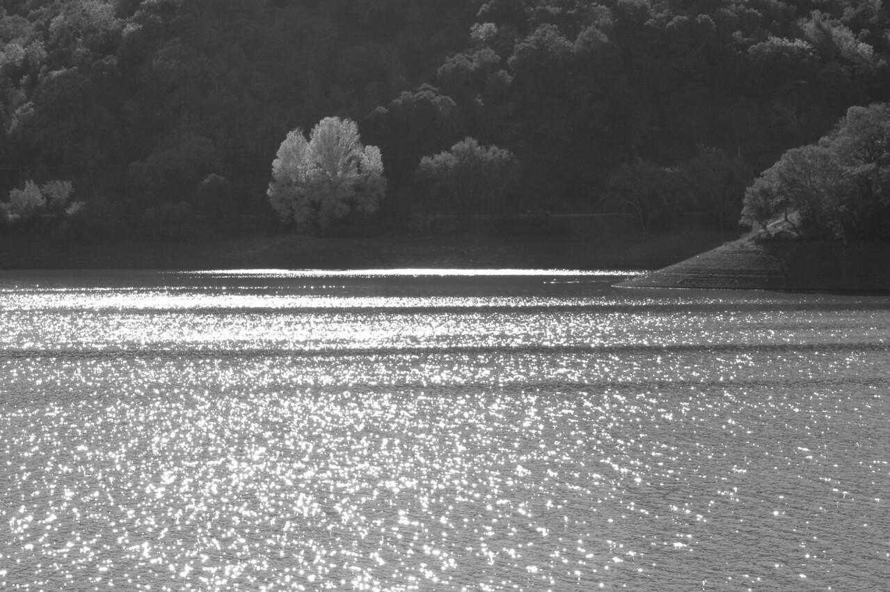 Geochaching at Uvas Reservoir