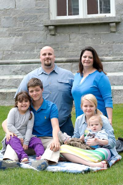 Daniels family 2015