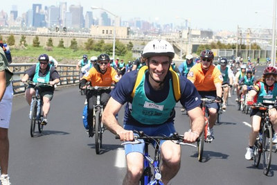 The Five Boro Bike Tour May 7, 2006