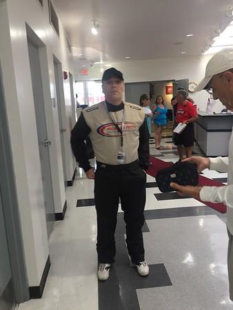Danny At Nascar Daytona