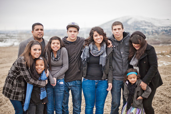 darby family 2012