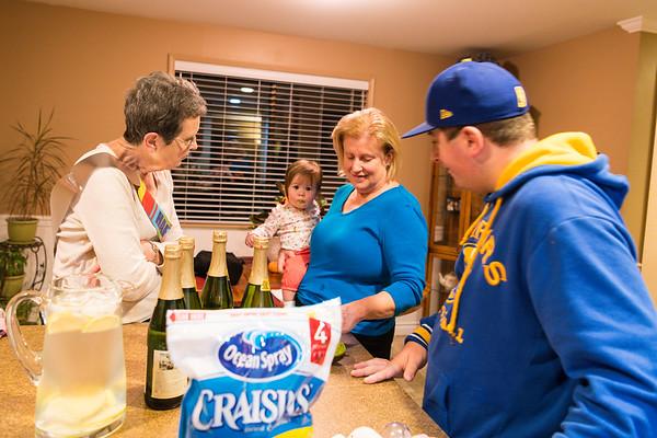 Darlene 80th Birthday Party