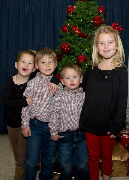 Darrell Stephens Family, Christmas, 2011