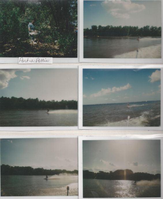 henwood camping 1983