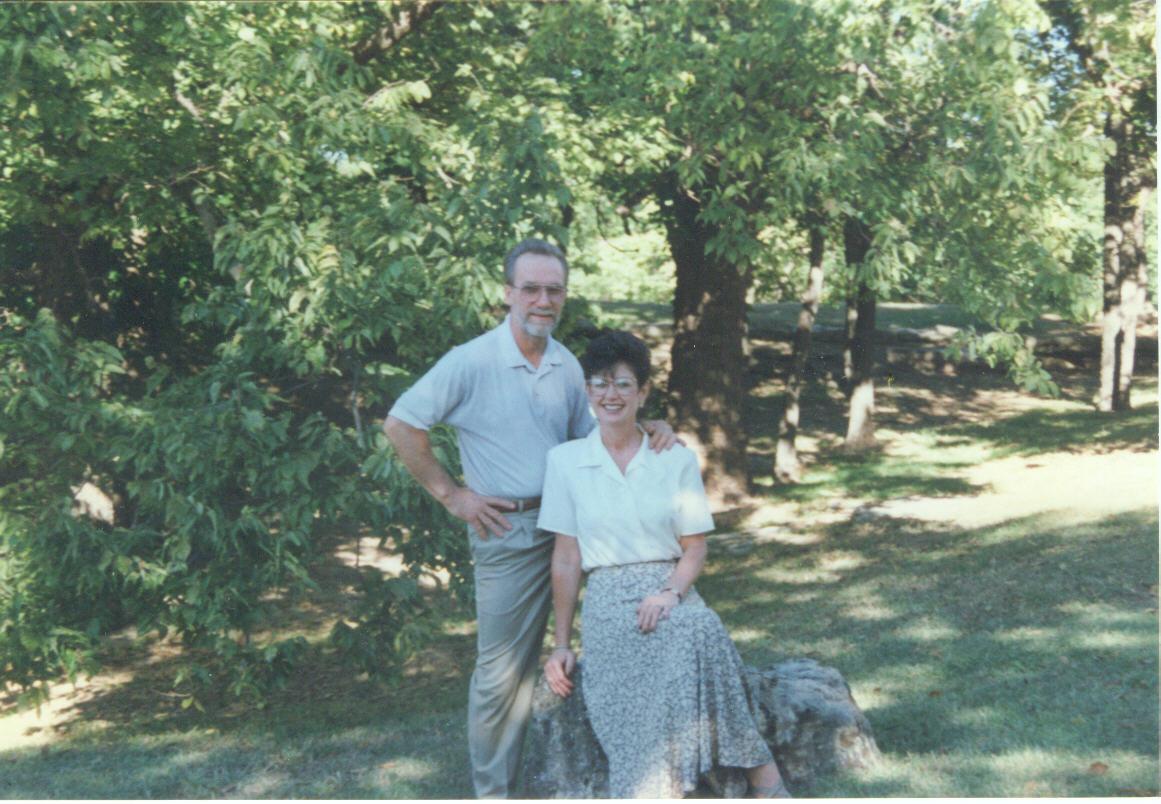 Daryl & Vickie park