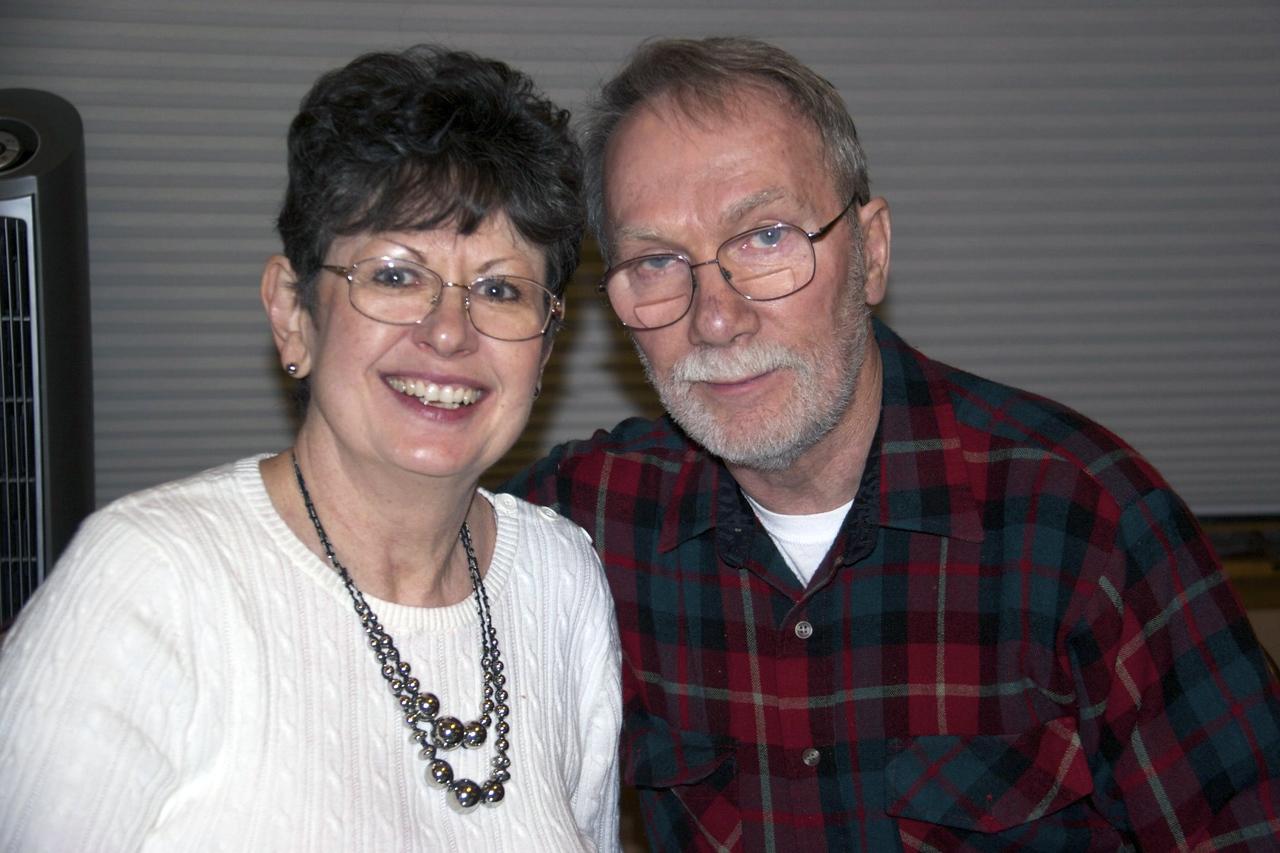 Daryl and Vickie Feb 2012