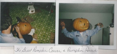 daryl the pumpkin head 1981