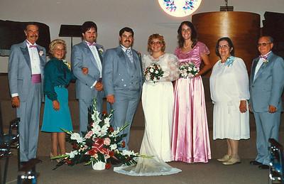 Don & Ellie Swinson, Lenny Byrd III, Daryl & Rose Swinson, Jenny Dalrymple, Margaret & Donald Dietrich